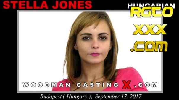 STELLA JONES [WoodmanCastingX.com] STELLA JONES CASTING [2017/FullHD]