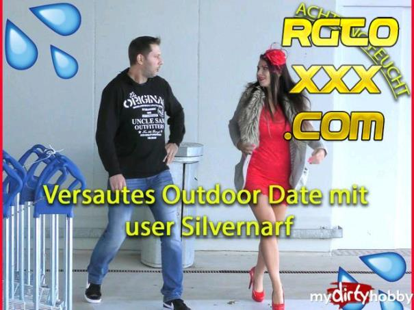 aische-pervers [MyDirtyHobby.com] Versautes Outdoor Date mit User silvernarf / Dirty outdoor date with user silvernarf [2017/FullHD]