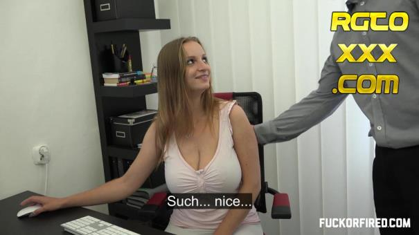 Suzie [FuckOrFired.com] BUSTY CLEANING LADY CAUGHT WATCHING PORN [2018/4K UHD]