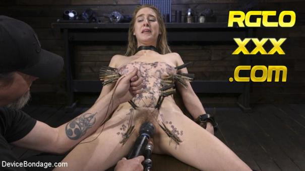 Cadence Lux [DeviceBondage.com] The Destruction of Cadence Luxe [2018/HD]