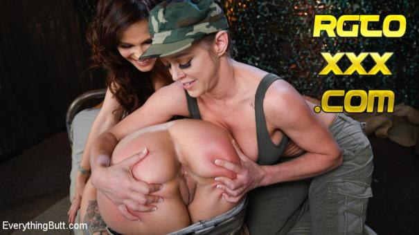 Tori Avano, Dee Williams, Syren de Mer [EverythingButt.com] Private Tori Avano's Anal Army Initiation [2018/HD]