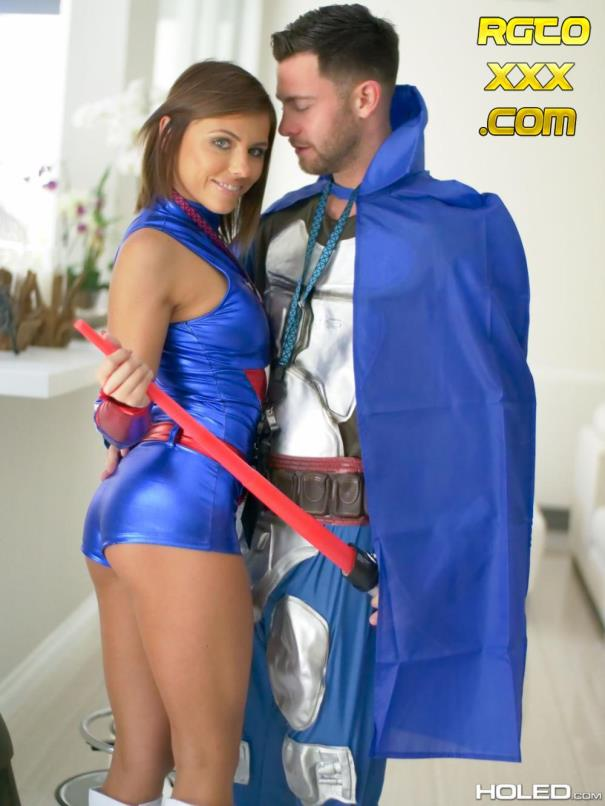 Adriana Chechik [Holed.com] Cosplay Hook Up [2018/SD]