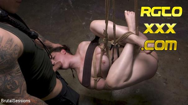 Casey Calvert [BrutalSessions.com] Bondage Legend Casey Calvert Tied Hard and Fucked Harder by Huge Cock [2018/HD]