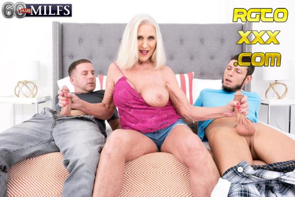 Katia: Classy Katia does two young studs [2018/SD/PornMegaLoad]